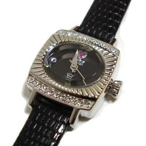 pinkywolman/ピンキーウォルマン 石巻ベゼル・レディース腕時計 91027-05|something