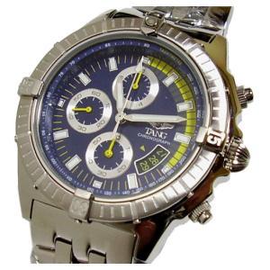 TANG/タング メンズ・スポーツクロノグラフ腕時計|something