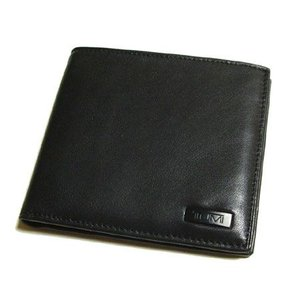 [25%OFF] TUMI/トゥミ メンズ二つ折り財布(小銭入れなし)|something