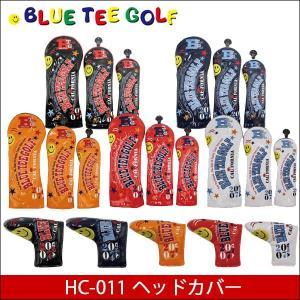 取寄せ商品  BLUE TEE GOLF ブルーティーゴルフ HC-011 2018 エナメル ヘッドカバー|somethingfour