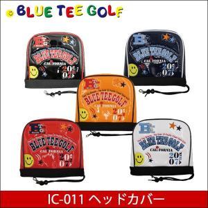 取寄せ商品  BLUE TEE GOLF ブルーティーゴルフ IC-011 2018 エナメル アイアンカバー|somethingfour
