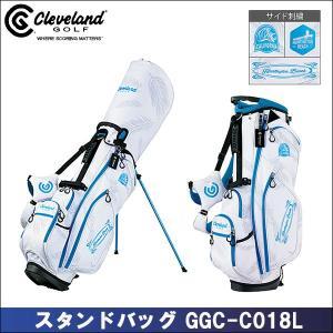 取寄せ商品 Cleveland(クリーブランド) スタンドバッグ GGC-C018L メンズキャディバッグ ゴルフバッグ|somethingfour