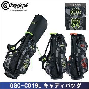 取寄せ商品 Cleveland(クリーブランド) スタンドバッグ GGC-C019L メンズキャディバッグ ゴルフバッグ|somethingfour