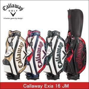 2016年1月発売!callaway(キャロウェイ) Callaway Exia 16 JM メンズ キャディバッグ ゴルフバッグ
