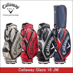 2016年1月発売!callaway(キャロウェイ) Callaway Glaze 16 JM メンズ キャディバッグ ゴルフバッグ