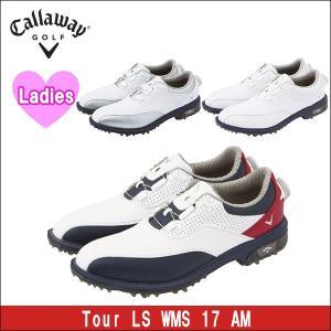 取寄せ商品 callaway(キャロウェイ) Tour LS WMS 17 AM 247-7983800 レディース ゴルフシューズ|somethingfour
