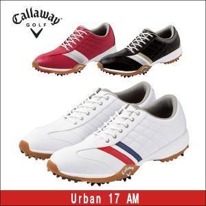 取寄せ商品 callaway(キャロウェイ) Urban 17 AM 247-7983503 ゴルフシューズ|somethingfour