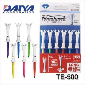 4個までネコポス送料200円 DAIYA ダイヤ トマホークティーロング TE-500 <ネコポス>