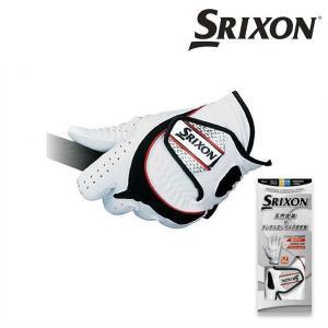 ゆうパケット送料無料(4枚まで) ダンロップ SRIXON(スリクソン) グローブ GGG-S003 左手装着用 ゴルフグローブ <ゆうパケット>|somethingfour