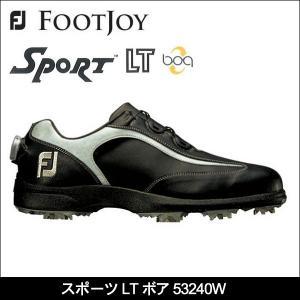 即納 大特価 FootJoy(フットジョイ) スポーツLT ボア SPORT LT 53240W 2017モデル 日本正規品 メンズ ゴルフシューズ|somethingfour