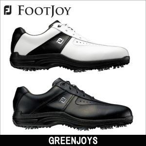 取寄せ商品 FootJoy(フットジョイ) GREENJOYS グリーンジョイズ 日本正規品 ゴルフシューズ|somethingfour