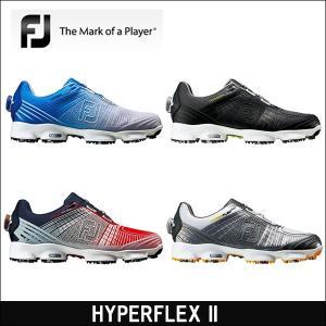 取寄せ商品 FootJoy(フットジョイ) HYPERFLEX II ハイパーフレックス メンズゴルフシューズ|somethingfour