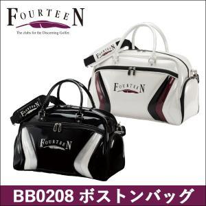 取寄せ商品 FOURTEEN(フォーティーン)BB0208 ボストンバッグ ゴルフバッグ |somethingfour