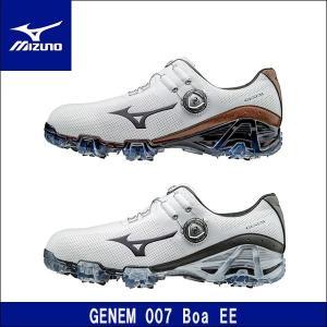 取寄せ商品 MIZUNO(ミズノ) GENEM 007 Boa(ジェネム007ボア)EE 51GP1700 ゴルフシューズ|somethingfour