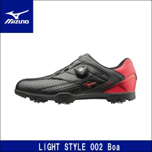 取寄せ商品 MIZUNO(ミズノ) LIGHT STYLE 002 Boa(ライトスタイル002ボア) 51GM1760 ゴルフシューズ|somethingfour