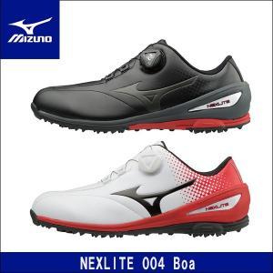 取寄せ商品 MIZUNO(ミズノ) NEXLITE 004 Boa(ネクスライト004ボア) 51GM1720 ゴルフシューズ|somethingfour