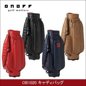 取寄せ商品 ONOFF オノフ OB1020 キャディバッグ ゴルフバッグ|somethingfour