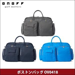 即納 大特価 ONOFF オノフ 2018年モデル OV0418 ボストンバッグ|somethingfour