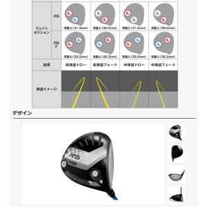 訳あり 大特価 PRGR(プロギア) RS ドライバー 日本正規品 専用カーボンシャフト 保証書無し ヘッドカバー・レンチ有り|somethingfour|05
