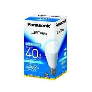<セール!>panasonic LED電球 LDA6D-H/2 40形相当 E26口金 下方向タイプ 昼光色相当 10個セット
