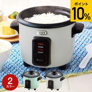 Toffy トフィー ミニライスクッカー / K-RC1-AW K-RC1-PA 送料無料 炊飯器 ...