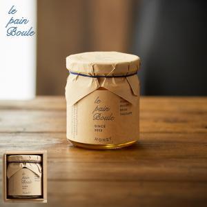 le pain boule(ル・パン・ブール)ハニー 1個(木箱入り)(メッセージカード不可) /(ル パン ブール ハチミツ はちみつ 蜂蜜 ギフト)*z-lepain-001*...