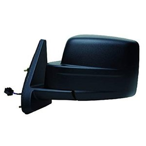 Gold Shrine for 2007 2008 2009 2010 2011 2012 Jeep Patriot Power Side Mirror Driver Side Replacement