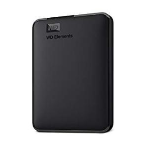 WD 2TB Elements Portable External Hard Drive - USB...