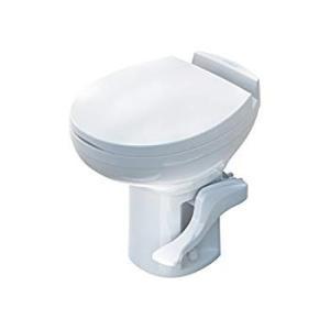 アクアマジックレジデンスRVトイレ/ハイプロファイル/ホワイト - セットフォード42169 Aqu...