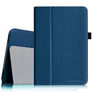 Fintie iPad Mini 1/2/3 Case - Folio Slim Fit Vegan...