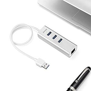 Anker Unibody Aluminum 3-Port USB 3.0 and Gigabit ...
