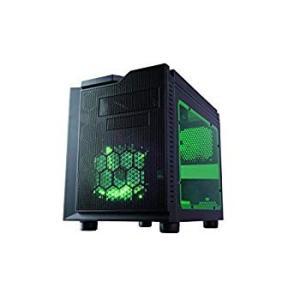 送料無料 APEVIA X-QPACK3-GN Micro ATX Cube Gaming/HTPC Case, Supports Video Car sonanoa