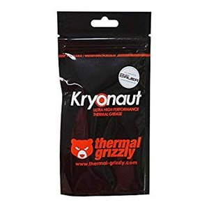 Thermal Grizzly Kryonaut Thermal Grease Paste  1.0...