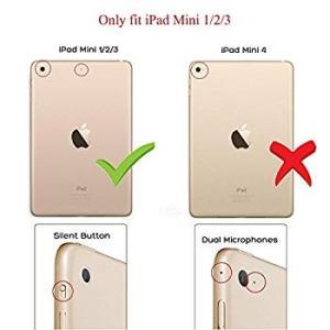 iPad Mini 2 3 Case, LittleMax(TM) Ultra Slim Flip ...