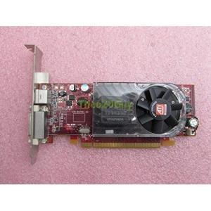 DMS-59 Low Profile Video Card PCI-E ATI Radeon HD 3450 256MB DDR2 PCI Express