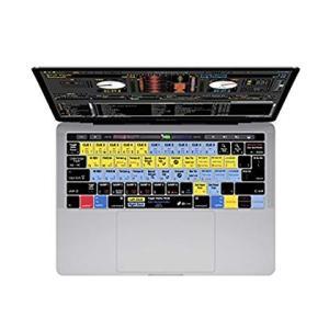 送料無料 Serato DJ Keyboard Cover for the MacBook Pro w/ Touch Bar sonanoa