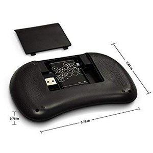 OEM Universal 2.4Ghz USB Wireless Keyboard Mouse f...