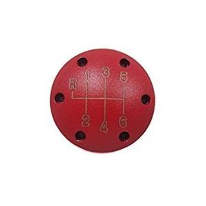 送料無料 Mini Cooper Shift Knob Red 6-speed R55-R61 & Gen3 F55 F56 F54 F57|sonanoa