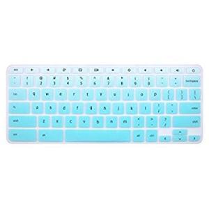 送料無料 Silicone Keyboard Cover Skin for Acer Chromeb...