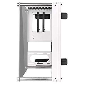 送料無料 Thermaltake Core P3 ATX Tempered Glass Gaming Computer Case Chassis, O sonanoa