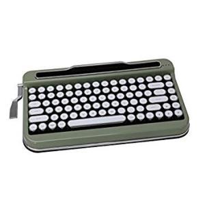 送料無料 Penna Bluetooth Keyboard with White Chrome Keycap(US Language) (Switch sonanoa