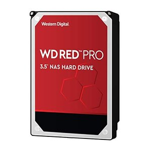 送料無料 WD Red Pro 6TB NAS Internal Hard Drive - 7200...
