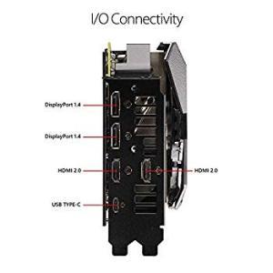 送料無料 ASUS GeForce RTX 2080 O8G ROG STRIX OC Editio...
