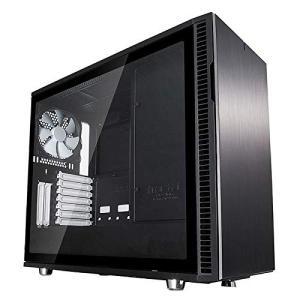 送料無料 Fractal Design FDCADEFR6CBKTGL Computer Case ...