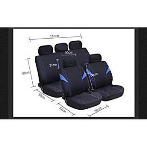 送料無料 Car seat cover four seasons universal seat polyester car seat cover|sonanoa