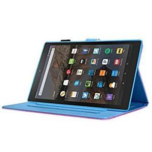 TiKeDa Folio Case for Amazon Fire HD 8 Tablet (8th...