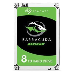 Seagate ST8000DM004 8TB 3.5インチ内蔵ハードディスク BarraCuda SATA 6Gb s接続 1プラッターの商品画像|ナビ