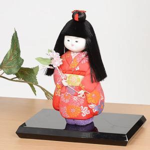 木目込み童人形 No.1002-A 【ぽっくりちゃん】 完成品|soneningyo