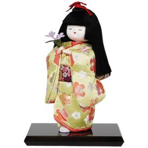 木目込み童人形 No.1019-A 【すみれ】 完成品|soneningyo