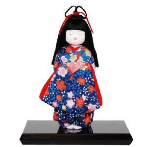 木目込み童人形 No.1021-A 【おめかし】 完成品|soneningyo